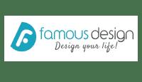 logo Famous design